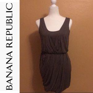 Banana republic summer dress size small